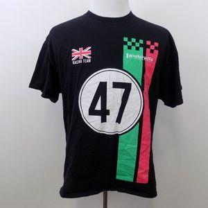 Lambretta Men's Size XL T-Shirt Racing Team #47